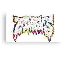 Flatbush Zombies Trippy Metal Print