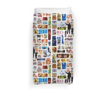 Walt Disney Animation Studios Duvet Cover