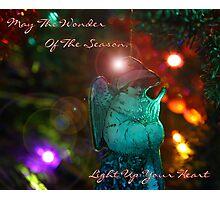 ~ Heartfelt Wish Photographic Print