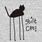 Stilt Cat by RatRace