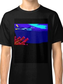 Kate Kelly Diving Classic T-Shirt