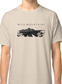 Wild Mountains  Classic T-Shirt
