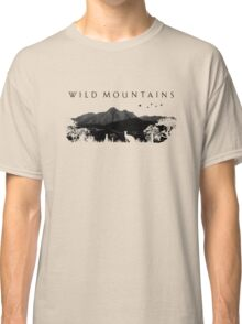 Wild Mountains Classic T-Shirt