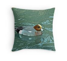 We seem to be getting a lot of vistors this year. Throw Pillow