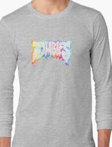 Flatbush Zombies Tie Dye Long Sleeve T-Shirt