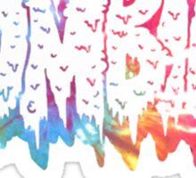 Flatbush Zombies Tie Dye Sticker