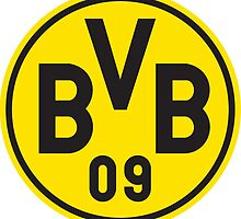 Borussia Dortmund football club by spiceboy