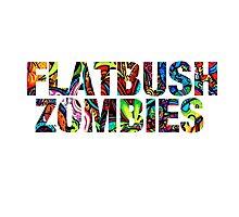 Flatbush Zombies Trippy Photographic Print