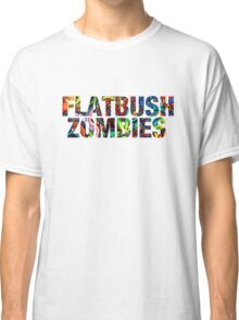 Flatbush Zombies Trippy Classic T-Shirt