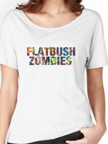 Flatbush Zombies Trippy Women's Relaxed Fit T-Shirt
