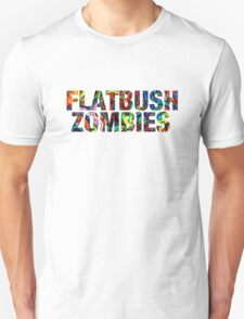 Flatbush Zombies Trippy T-Shirt