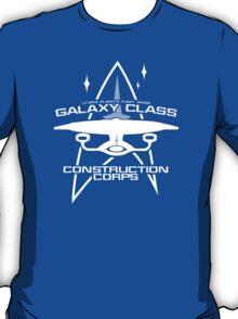 Galaxy Class Construction Corps T-Shirt