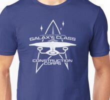 Galaxy Class Construction Corps Unisex T-Shirt