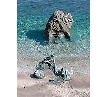 stones 6 Photographic Print