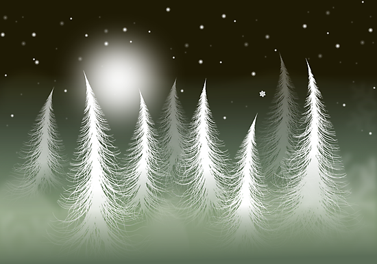 * lost snowflake * by franzi