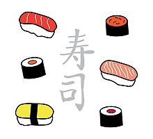 Sushi Sushi by jillianblogs