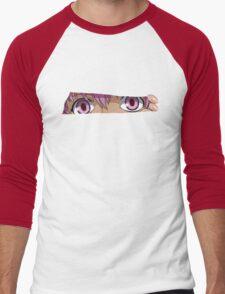 Mirai nikki Future Diary Yuno Men's Baseball ¾ T-Shirt