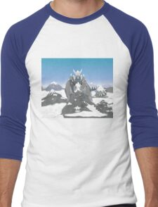 Earth Dragon Men's Baseball ¾ T-Shirt