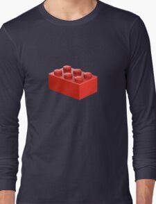 Toy Brick Long Sleeve T-Shirt
