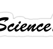 Science! Sticker