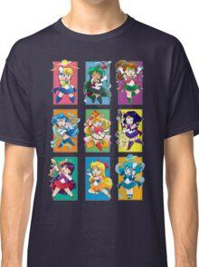 Senshi Blocks Classic T-Shirt