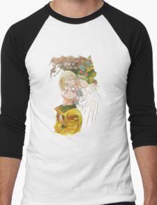 Ban x Elaine  Men's Baseball ¾ T-Shirt