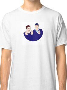 U Talkin' U2 To Me? Classic T-Shirt