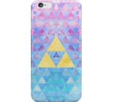 Geometric Zelda iPhone Case/Skin