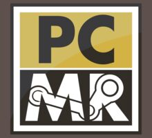 PC Master Race - Patch (Full Size For Shirt) T-Shirt