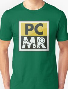 PC Master Race - Patch (Full Size For Shirt) Unisex T-Shirt
