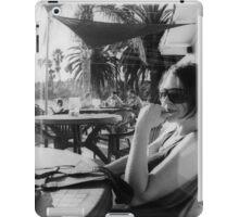 00397 iPad Case/Skin