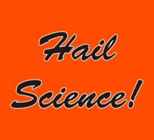 Hail Science! Kids Clothes