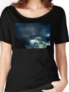 BRING LIGHT TO THE DARKNESS Women's Relaxed Fit T-Shirt