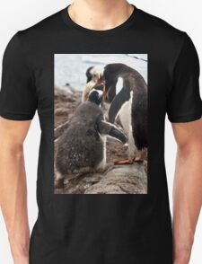 Mum Feeding Chick T-Shirt