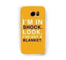 Shock Blanket Samsung Galaxy Case/Skin