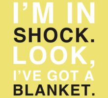 Shock Blanket Kids Tee
