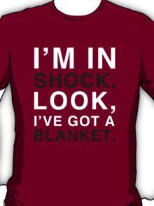 Shock Blanket T-Shirt