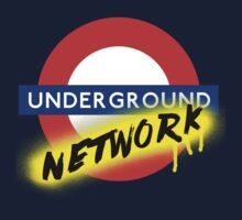 The UNDERGROUND Network Kids Tee