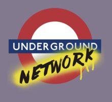 The UNDERGROUND Network Kids Tee