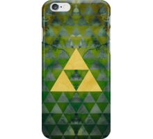 Geometric Link iPhone Case/Skin