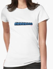 Subaru WRX STi generations T-Shirt