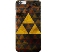 Geometric Ganondorf iPhone Case/Skin