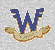 Weezer tee One Piece - Long Sleeve