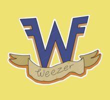 Weezer tee One Piece - Short Sleeve