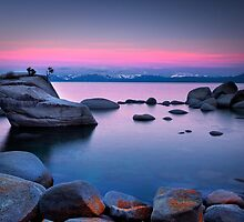 Lake Tahoe - United States Landscape by Kirk  Hille
