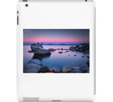 Lake Tahoe - United States Landscape iPad Case/Skin