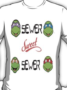 Childhood TMNT T-Shirt