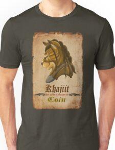 Khajiit has wares Unisex T-Shirt