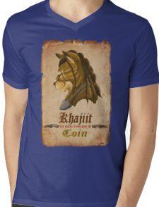 Khajiit has wares Mens V-Neck T-Shirt