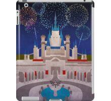 Experience Hyrule Castle Town iPad Case/Skin
